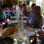 Foraged Feast, 4 May 2014 (1/4)