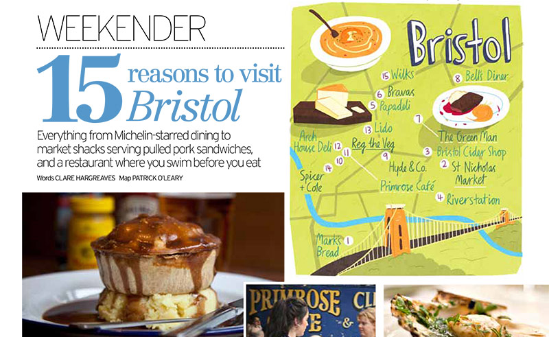 15 reasons to visit Bristol