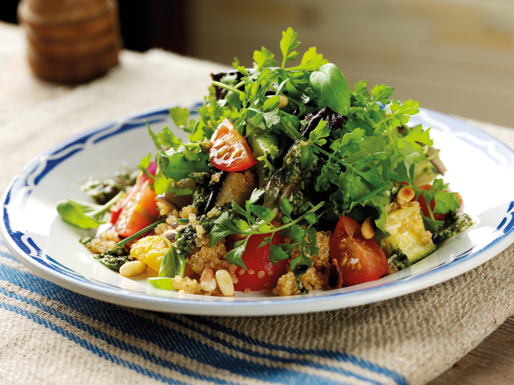 Persian-Cress-Roast-Veg-Salad