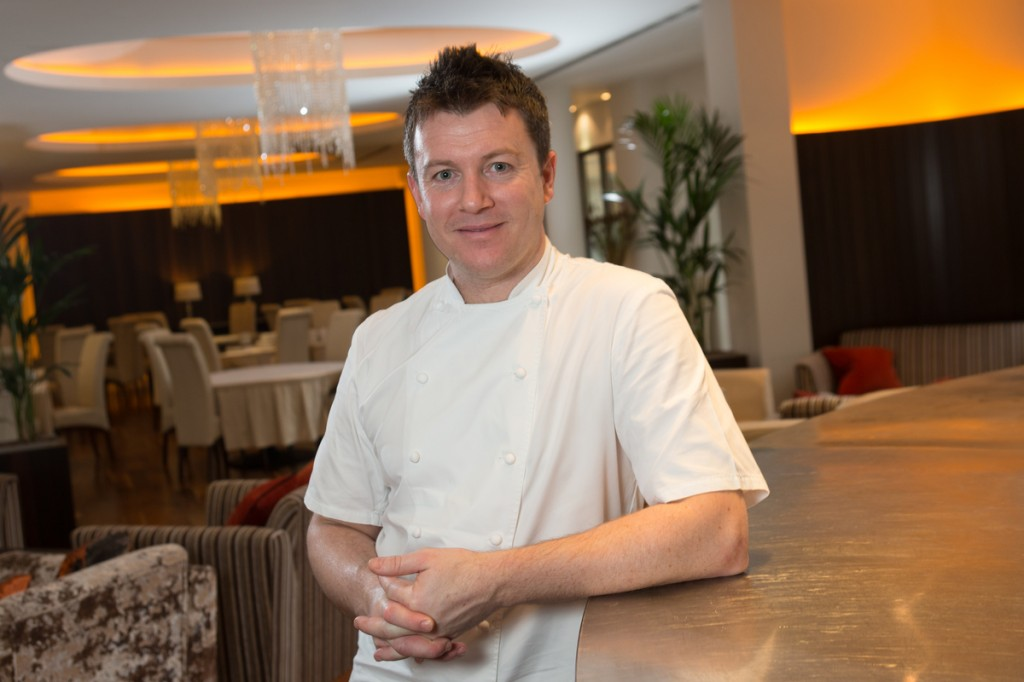 Celtic Manor Resort Chef Richard Davies